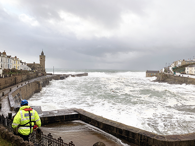 Porthleven_Coastguards