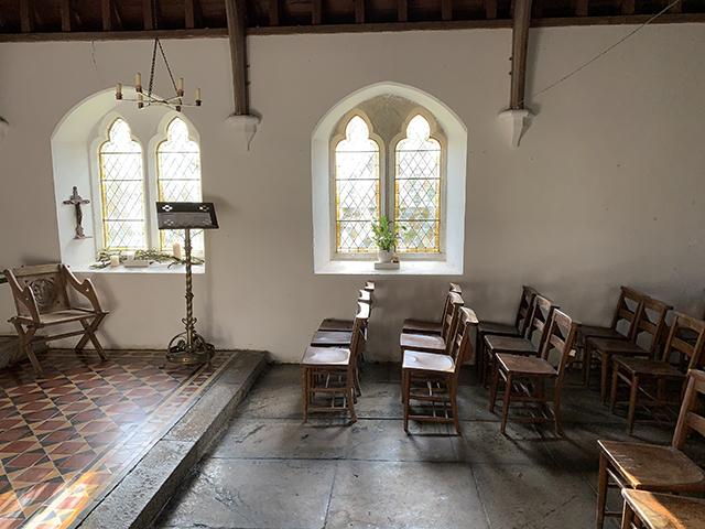 Temple Church Chairs