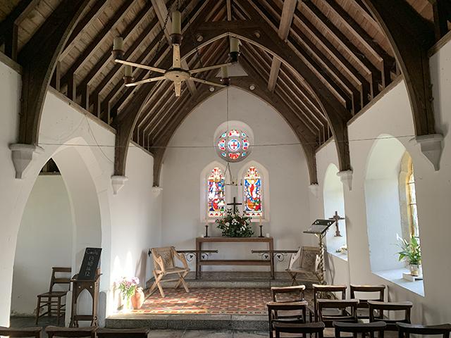 Temple Church_InteriorRoof