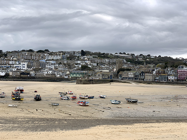 st Ives featured