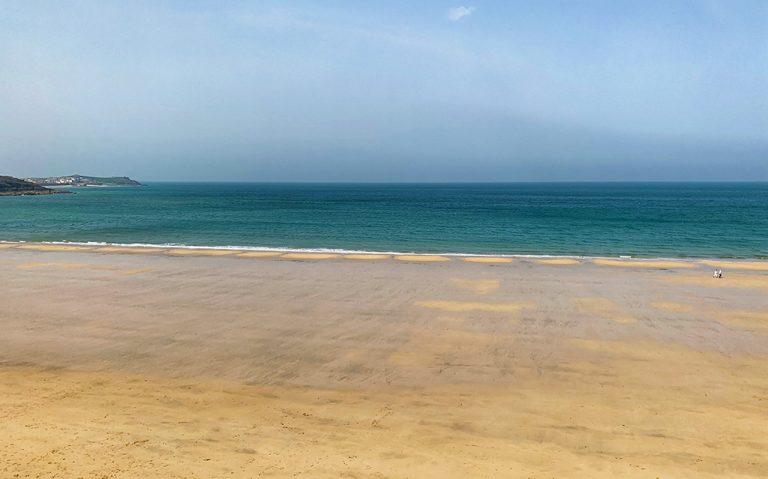 Carbis Bay G7   Carbis Bay, Cornwall, UK, G7 Summit ...